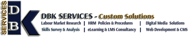 DBK Services Logo